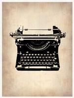 Vintage Typewriter 2 Fine-Art Print