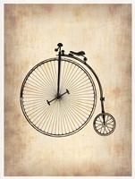 Vintage Bicycle Fine-Art Print