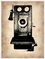 Vintage Phone 1 Fine-Art Print