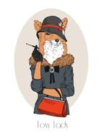 Foxy Lady Fine-Art Print