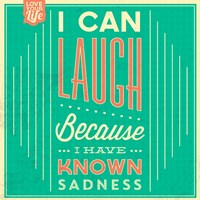I Can Laugh Fine-Art Print