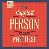 Happy Person Fine-Art Print