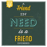 Friend Indeed Fine-Art Print