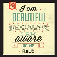 I'm Beautiful Fine-Art Print
