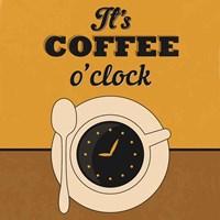 It's Coffee O'clock Fine-Art Print