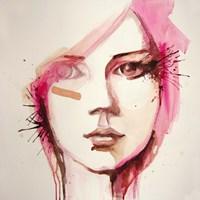 Pink Lana Fine-Art Print