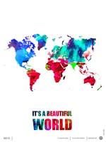 It's a Beautifull World Fine-Art Print