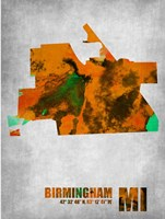 Birmingham Michigan Fine-Art Print