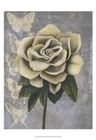 Blissful Gardenia II Fine-Art Print