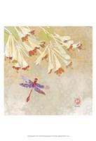 Dragonfly Lustre II Fine-Art Print