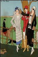 Vintage Couture III Fine-Art Print