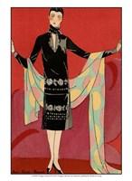 Vintage Couture IX Fine-Art Print