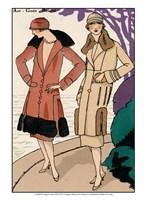 Vintage Couture XII Fine-Art Print