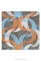 Graphic Wave II Fine-Art Print