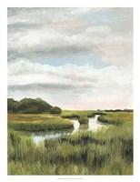 Marsh Landscapes I Fine-Art Print