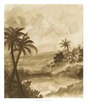 British Tropics I Fine-Art Print
