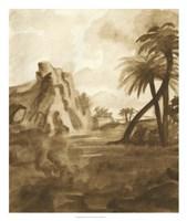 British Tropics II Fine-Art Print