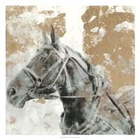 Driving Horses I Fine-Art Print
