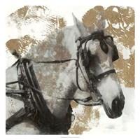 Driving Horses II Fine-Art Print