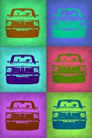 BMW 2002 Pop Art 2 Fine-Art Print