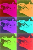 Racing Ferrari Pop Art 3 Fine-Art Print