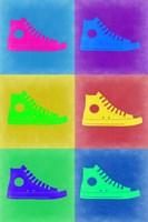 Shoe Pop Art 2 Fine-Art Print