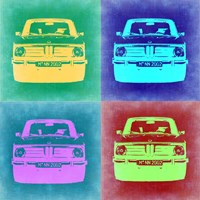 BMW 2002 Pop Art 1 Fine-Art Print