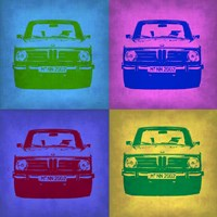 BMW 2002 Pop Art 3 Fine-Art Print