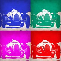 Audi Autounion Pop Art 1 Fine-Art Print