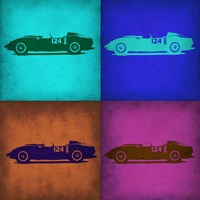 Classic Ferrari Pop Art 1 Fine-Art Print
