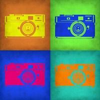 Camera Pop Art 1 Fine-Art Print