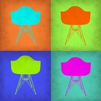 Eames Chair Pop Art 1 Fine-Art Print