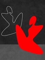 Red Girl 1 Fine-Art Print