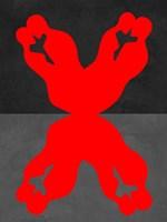 Red Kiss 1 Fine-Art Print