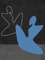 Blue Girl Fine-Art Print