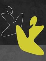Yellow Girl Fine-Art Print