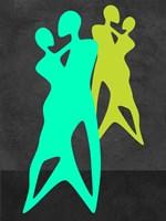 Green Dance Fine-Art Print