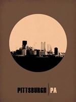 Pittsburgh Circle 2 Fine-Art Print