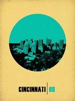 Cincinnati Circle 2 Fine-Art Print