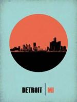 Detroit Circle 2 Fine-Art Print