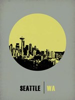 Seattle Circle 2 Fine-Art Print
