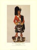 Argyll & Sutherland Highlanders Fine-Art Print
