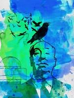 Birds Watercolor Fine-Art Print