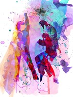 Pulp Watercolor Fine-Art Print