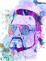 Sobchak Watercolor Fine-Art Print