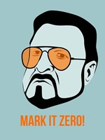 Mark it Zero 1 Fine-Art Print