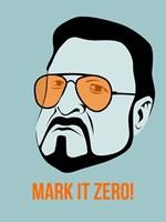 Mark it Zero 1 Fine-Art Print