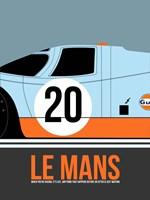 Le Mans 2 Fine-Art Print