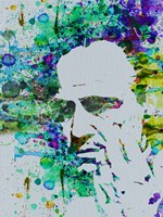 Godfather Watercolor Fine-Art Print