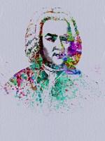 Bach Watercolor Fine-Art Print